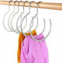 LifePassion Kleiderbügel für Schals,