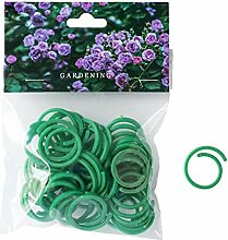 Lifesongs 30pcs Pflanzen Clips,Pflanzenklammern