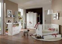 lifestyle4living 4-TLG. Baby-/Kinderzimmer,
