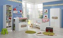 lifestyle4living Babyzimmer, Kinderzimmer,