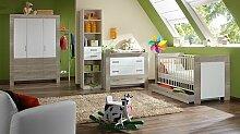 lifestyle4living Babyzimmer, komplett,