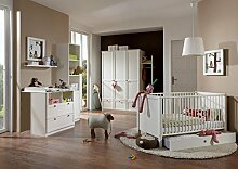 lifestyle4living Babyzimmer Komplett-Set in