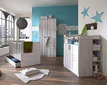 lifestyle4living Babyzimmer Komplett-Set in