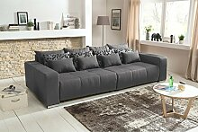 lifestyle4living Big Sofa, Mega-Sofa, XXL-Sofa,