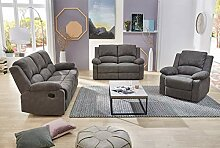 lifestyle4living Couchgarnitur in