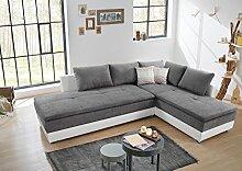 lifestyle4living Dauerschläfer, Sofa, Sofaecke,