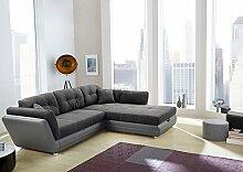 lifestyle4living Ecksofa, Sofa, Sofaecke,