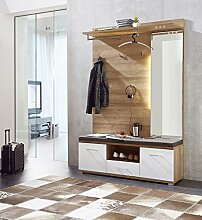 lifestyle4living Garderobe, Set,