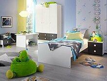 lifestyle4living Jugendzimmer, Komplett, Set,