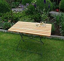 lifestyle4living Klapptisch, Gartentisch,