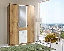 lifestyle4living Kleiderschrank,