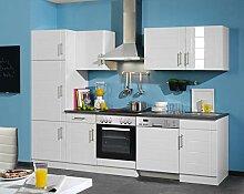 lifestyle4living Küche mit Elektrogeräten 280cm
