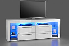 lifestyle4living Lowboard, TV-Schrank, TV-Board,