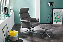 lifestyle4living Relax Sessel, Fernsehsessel, TV