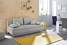 lifestyle4living Schlafsofa, Schlafcouch,