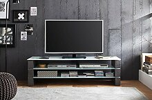 lifestyle4living TV-Rack, TV-Board, Fernsehtisch,