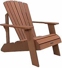 Lifetime 60064 Adirondack-Stuhl aus unechtem Holz,