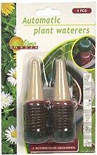 Lifetime Garden 95109Automatische Pflanze Bewässerung Keramik Luftbefeuchter (2Stück)–Braun