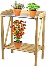 Lifetime Garden Holzpflanztisch für Garten