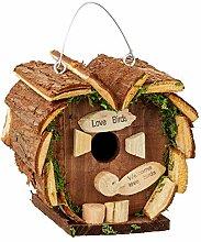 Lifetime Garden Love Birds Vogelhaus | dekoratives