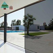 Lifetree Spiegelfolie Sonnenschutzfolie für