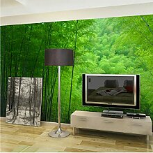 Lifme Nature Bambus Wald Fototapete Wohnzimmer