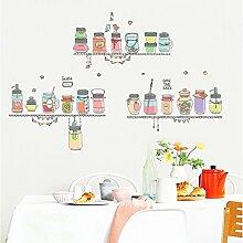 Lifme Wandaufkleber Esszimmer Küche