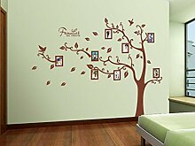 Lifme Wandaufkleber Wohnzimmer Dekoration