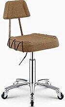 Lift Schönheitssalon Stuhl Sofa Hocker Mit der Rückenlehne kann nach oben und unten gehoben werden Sofa Hocker Hocker (Farbe optional) ( Farbe : 4 )