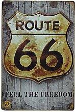 LIGESAY Route 66, Europäische und amerikanische