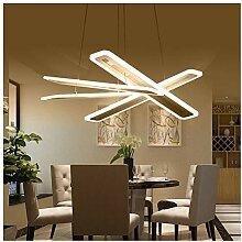 Light-S Pendelleuchte Acryl Lampenschirm Streifen