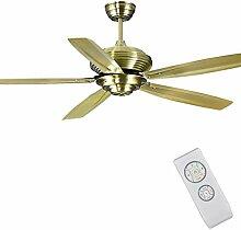 LIGHTCeiling Fan beleuchtet industrielle Fan Lampe