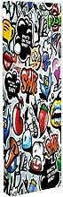 Lightclub-Shop.de Schuh-Bert 500 Motiv Grafitti