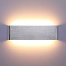 Lightess 16W Wandleuchte Innen LED Treppenhaus