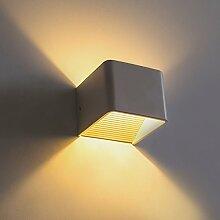 Lightess 5w LED Wandleuchte Innen Moderne