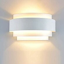 Lightess 5W LED Wandleuchte Moderne Innen Up Down