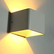 Lightess 5W LED Wandleuchte Wandlampe Innen Modern