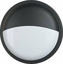 LightHub 15W LED Runde Aussen Wandlampe