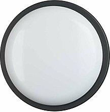 LightHub 15W LED Runde Lampe Aussen Wandlampe