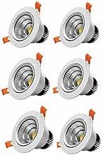 Lighting Will LED-Einbaustrahler, 20 W/30 W/40 W,