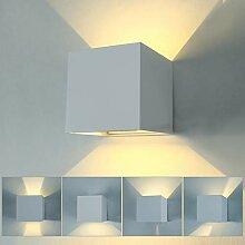 Lightjoy 5W LED Wandleuchte Innen Aussen Wandlampe