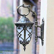 Lightoray Retro Verstellbar Wandlampe Garten im