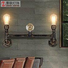 Lightoray Retro Verstellbar Wandlampe Industrielle