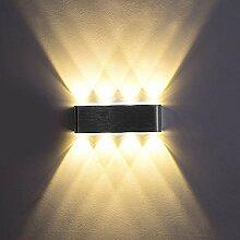 Lightoray Wandleuchten Bedside LED/8 W warmes