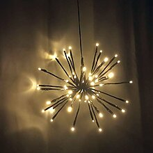 Lights4Christmas Leuchtball Sputnik 64 LED 30cm