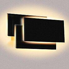 Lightsjoy Wandleuchte led innen Warmweiß 12W