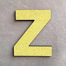 lihaod Wandaufkleber 1 Stück 3D Glitter Schaum