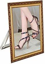 LIHY Schminkspiegel- Schuhspiegel, mit Standtest