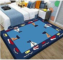 Lijia Teppich Kinderzimmer Spiel Pad Schlafzimmer