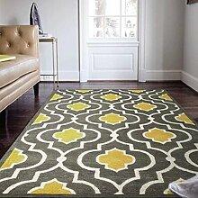 lili Design Teppich Geometrisch Wohnzimmer